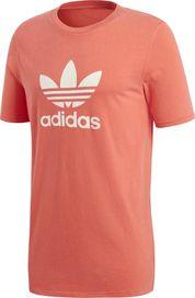 pánské tričko Adidas Trefoil T-Shirt červené 358ad01712