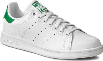 Adidas Stan Smith Cloud White Core White Green. Pánské pohodlné nízké  tenisky ... 5d8bd74c38b