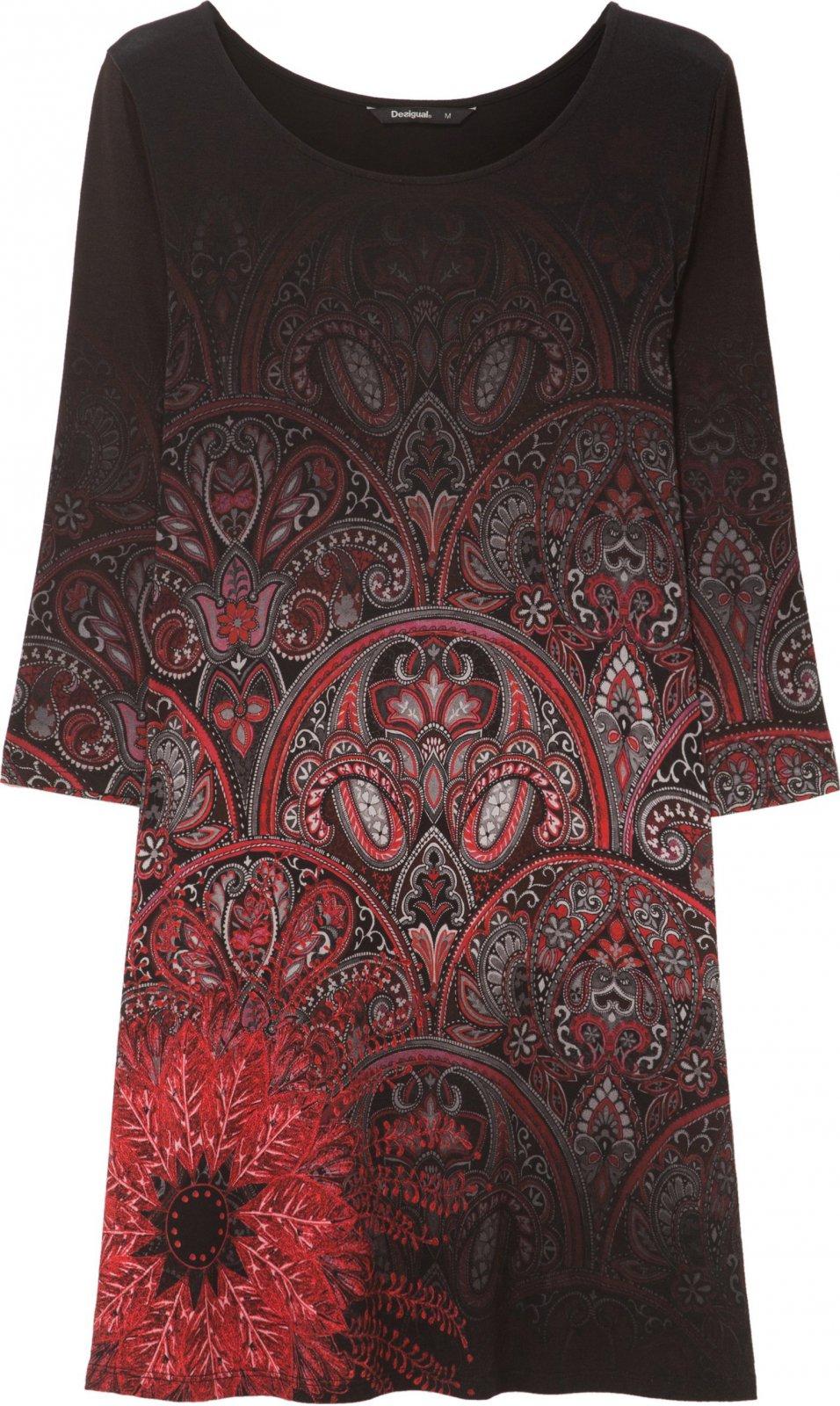 6e1042660b0 Desigual Vest Jaipur Negro od 1 429 Kč • Zboží.cz