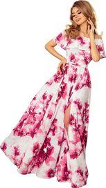 dámské šaty Numoco 194-2 růžové 2f3c941984