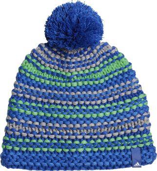 on sale cbcb3 8901a Adidas Ya Chnk Beanie modrá