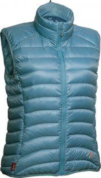 48921badaac0 Dámská ultralehká péřová vesta z materiálu Colibri DWR