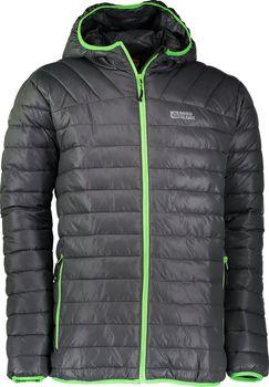 Nordblanc Quilt NBWJM6410 šedá. Pánská zimní bunda ... 3a3745fa67b
