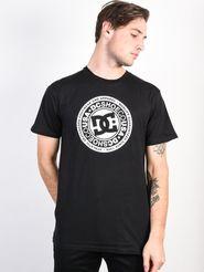 pánské tričko Dc Circle Star černé Xl 096a0035d8