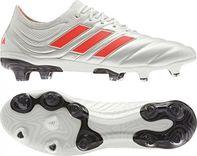 33d4fbf8e kopačky Adidas Copa 19.1 FG bílá/oranžová/černá