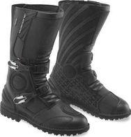 moto obuv Gaerne Midland černé 89b8839042