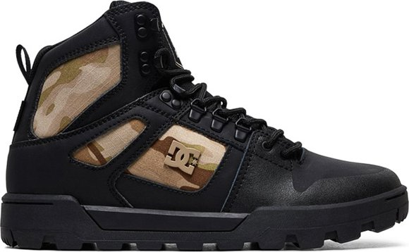 DC Pure High-Top WR Black Camo 44 6c9835aeaf