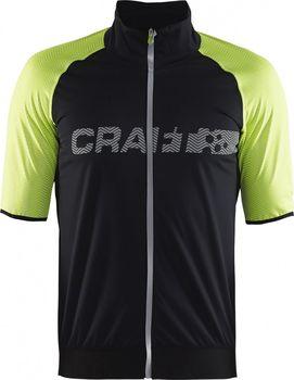 Craft Shield dres s krátkým rukávem M černý od 2 199 Kč