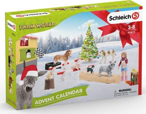 Schleich horse club adventskalender 2020