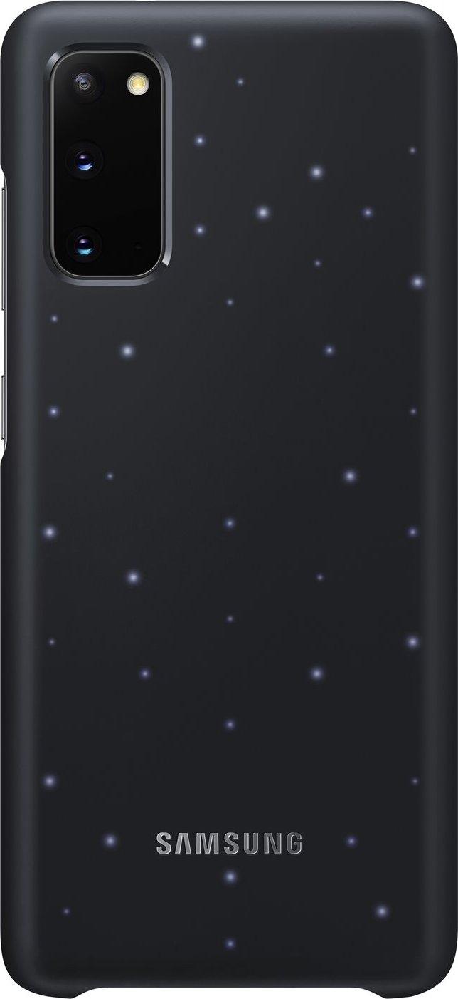foto  Samsung LED Cover pro Galaxy S20 černé