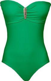 dámské plavky Phax Color Mix 2016 jednodílné zelené M eecd62b934