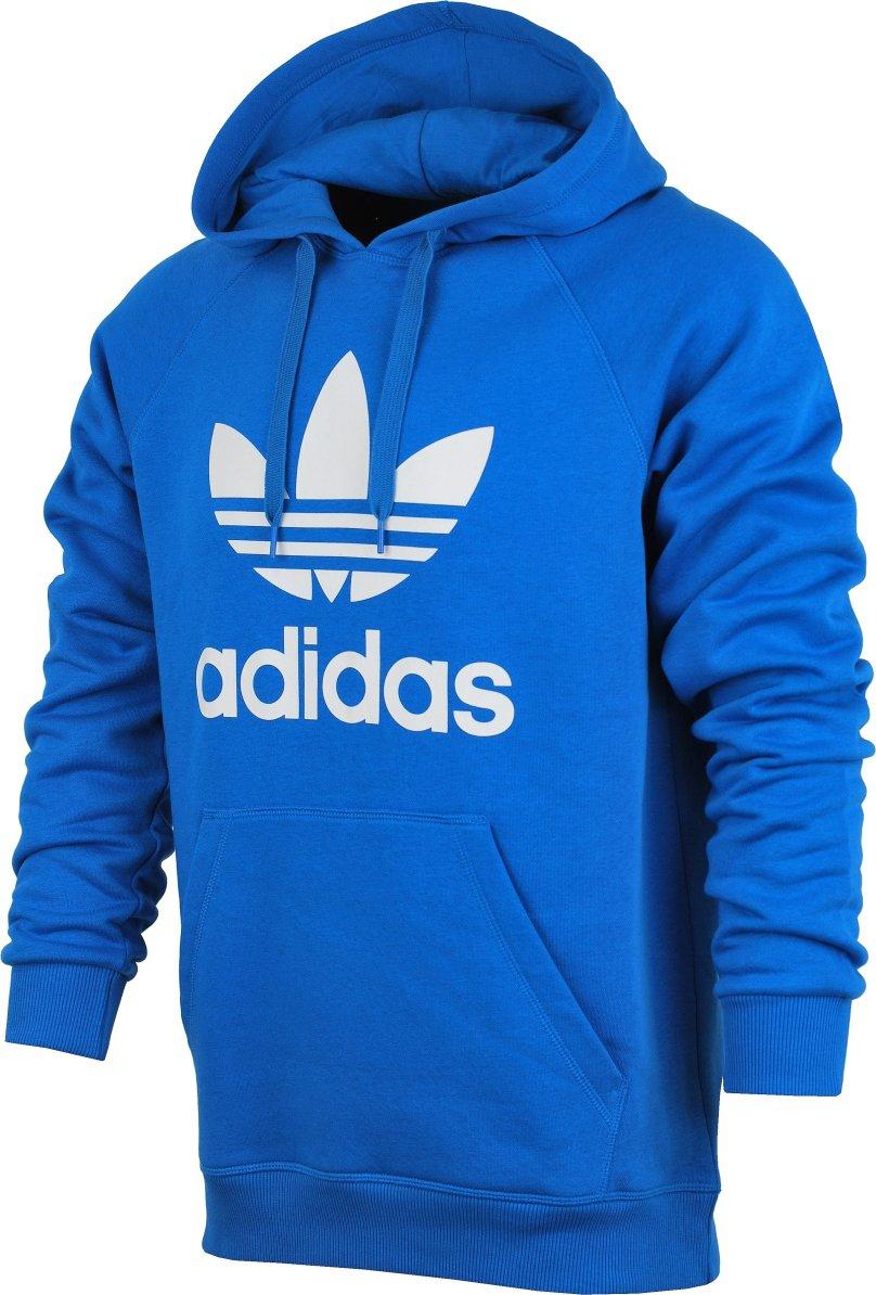 4847fe0f8 Adidas Originals Trefoil Hoody modrá od 949 Kč | Zboží.cz