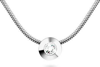 Náhrdelníky se šperkem z bílého zlata a s kamenem z perly • Zboží.cz 34893070c08