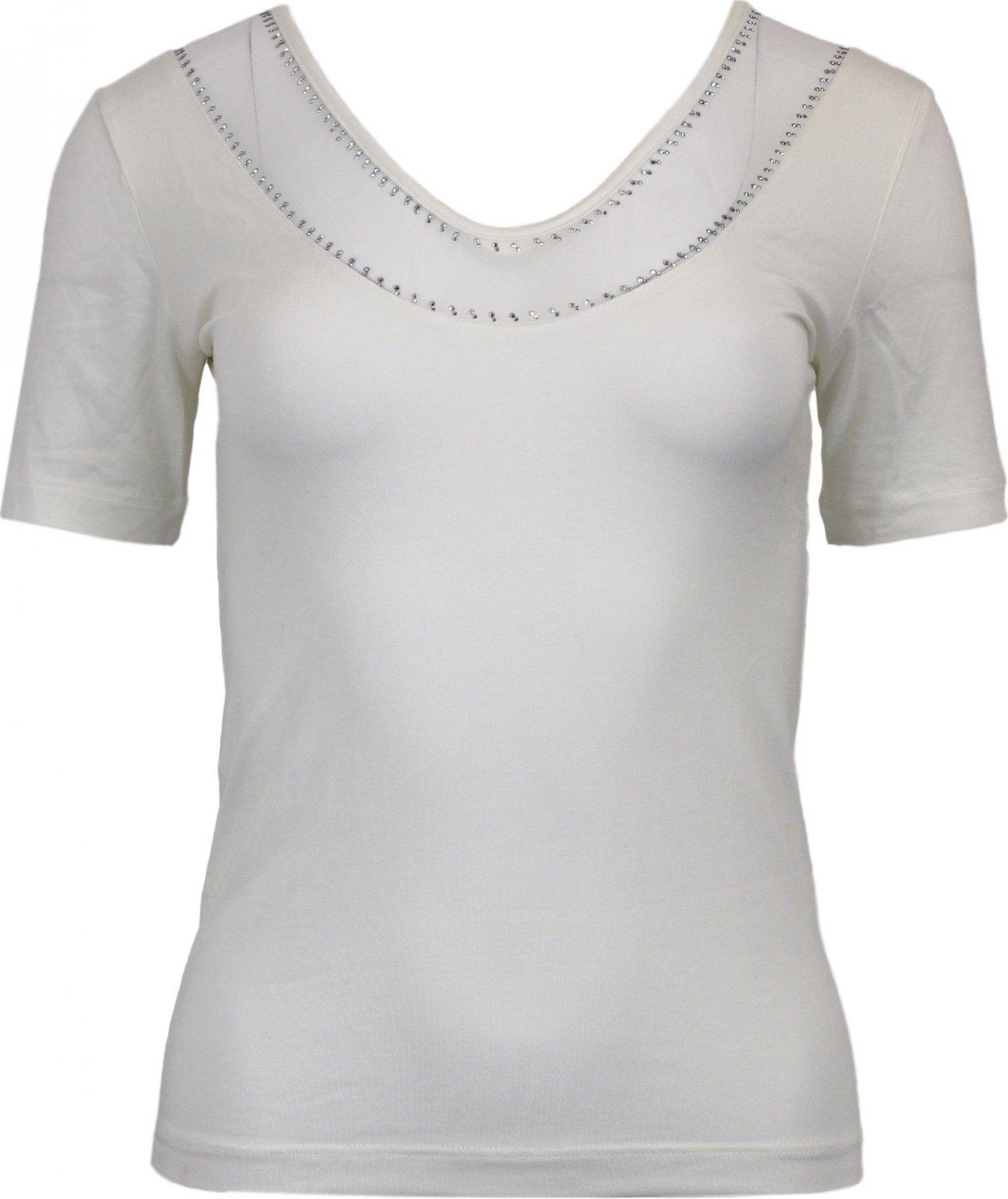 4017f747f Favab Tričko Zani Lux bílé od 1 590 Kč | Zboží.cz