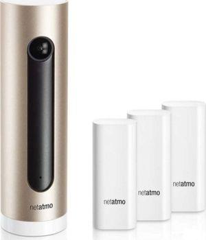 Netatmo Welcome kamera s rozlišováním tváří