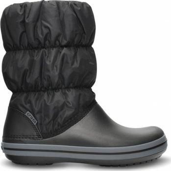 50e08132a6d Crocs Winter Puff Boot Women Black Charcoal W11 42-43 • Zboží.cz