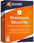 Avast Premium Security pro Windows 1 PC 1 rok