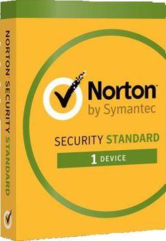 Symantec Norton Security Standard CZ elektronicky 1 uživatel 1 zařízení 2 roky