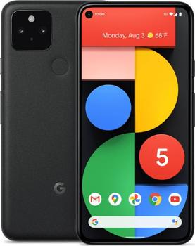Google Pixel 5 128 GB černý