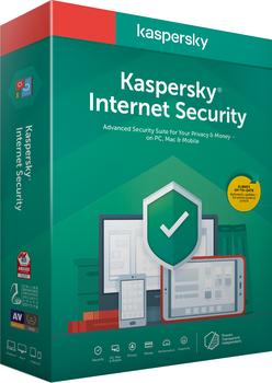 Kaspersky Internet Security nové 1 PC 1 rok