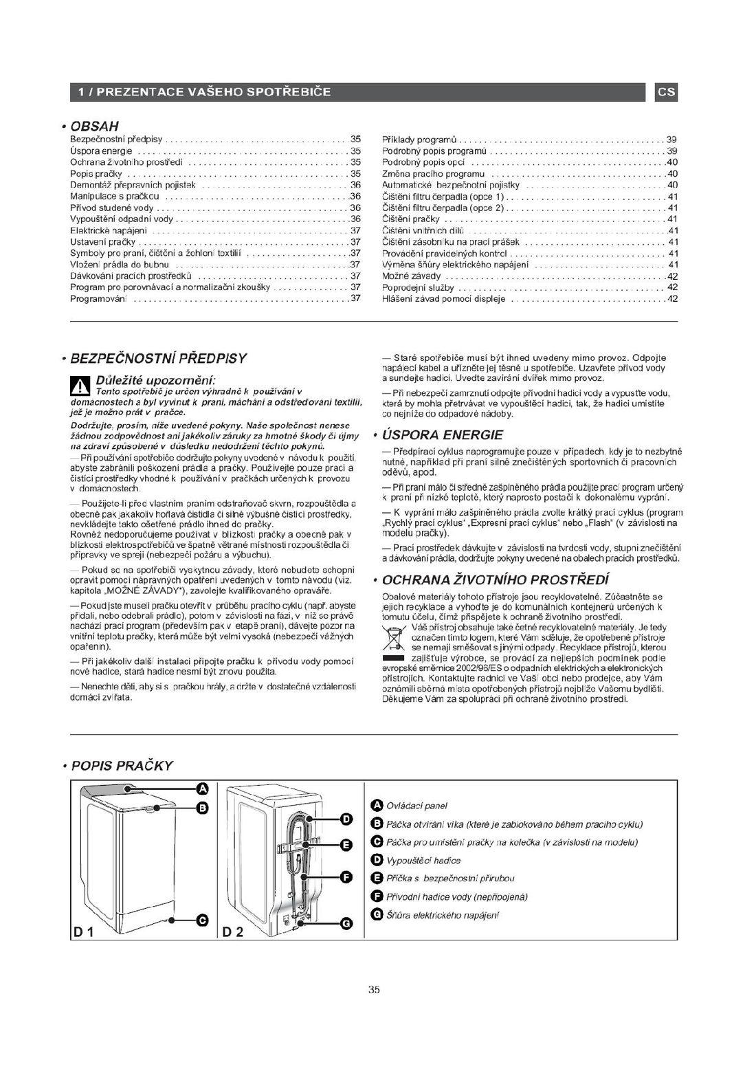 Gorenje Wt 63090 инструкция