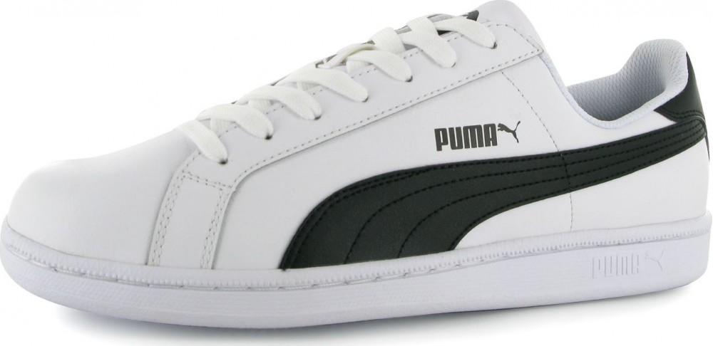 Puma Smash Winner Mens Trainers White  Black od 1 070 Kč • Zboží.cz 8ceb999b30c