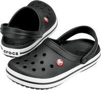 Crocs Černé pantofle Crocband Black 11016-001 36-37 od 1 019 Kč ... a9a8260f96