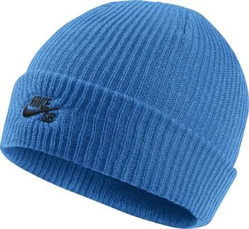 Nike SB Fisherman Beanie modrá • Zboží.cz a639a692c9