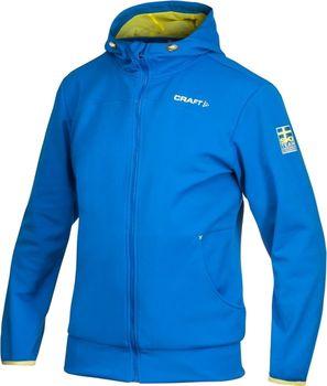8ea794034a0 Craft Leisure Full Zip Hood pánská mikina modrá S od 1 149 Kč • Zboží.cz