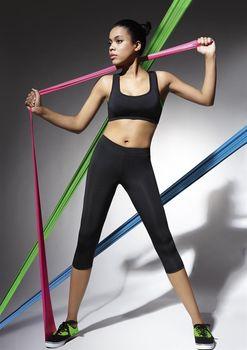 Fitness legíny Forcefit 70 black od 214 Kč • Zboží.cz db1f1cbd28