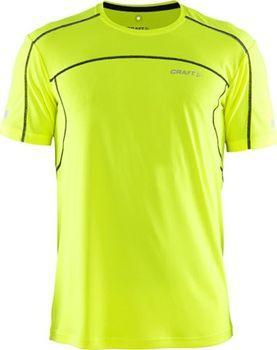 8a821813f908 Craft Devotion SS pánské tričko žluté S od 599 Kč • Zboží.cz