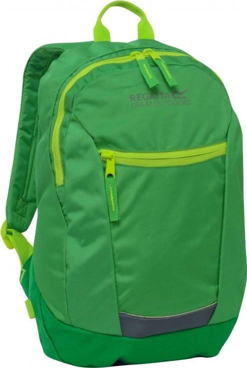 Dětský batoh Regatta Jason 15L Daypack (extrme green) • Zboží.cz 9667829d4d