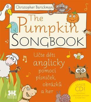 8db93be55e44 Barickman Christopher  The Pumpkin SONGBOOK + CD - Učte děti ...