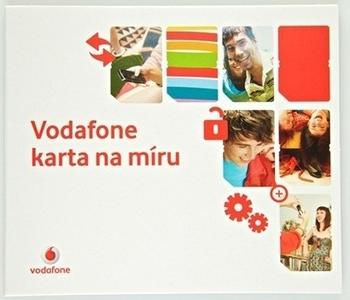 Vodafone Karta Na Miru Od 195 Kc Zbozi Cz