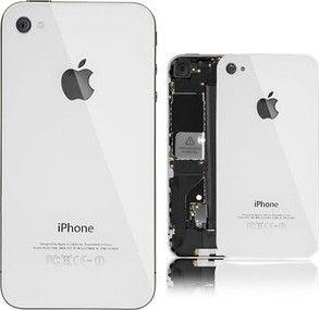 Apple iPhone 4 zadní kryt bílý OEM od 99 Kč • Zboží.cz cef07d792f6