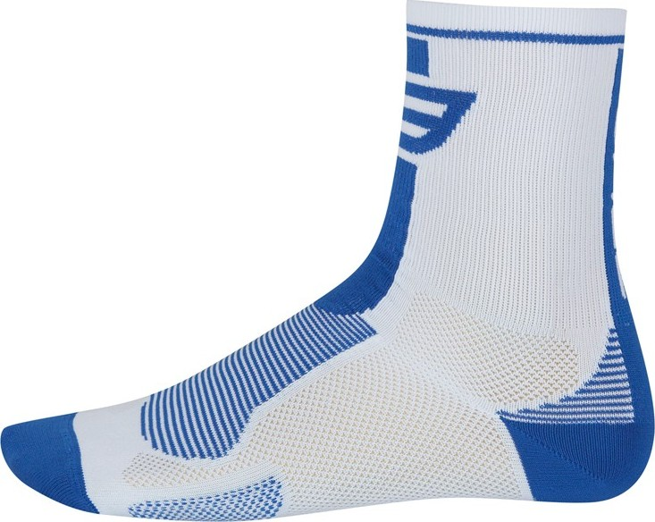 856dcc60f29 Ponožky Force Long bílé   modré S   M od 101 Kč • Zboží.cz