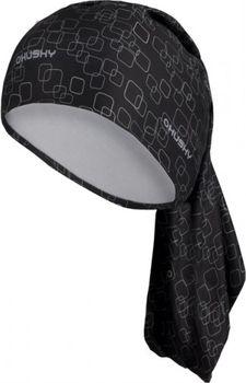 Multifunkční šátek Husky Tube - černá • Zboží.cz 858e152d58