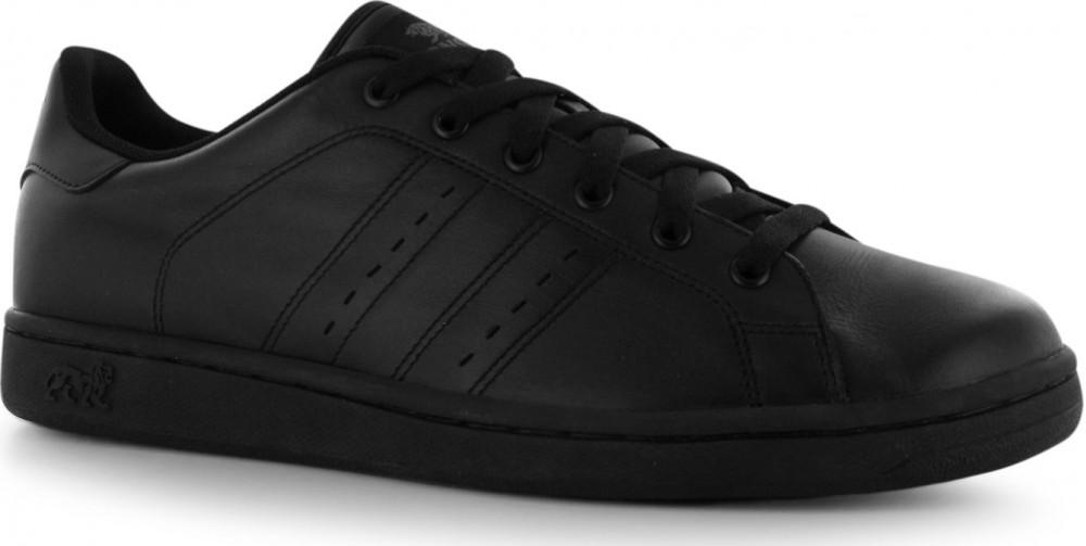 Lonsdale Leyton Mens Trainers Black Black od 984 Kč • Zboží.cz 2e9f5d96657