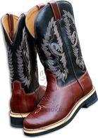 09b6a8ef3e5 Westernové boty HKM Softy cow kožené