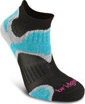 dámské termo ponožky Bridgedale CoolFusion Run Speed Diva Black S b653715893
