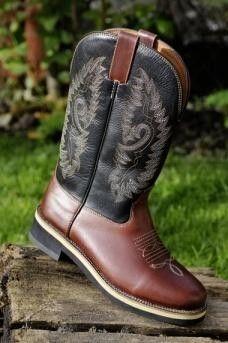 7c4e4d63b Westernové boty HKM Softy cow kožené od 2 635 Kč | Zboží.cz