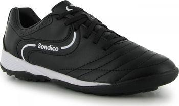 7734dcb2920 Sondico Strike Mens Astro Turf Trainers Black/White   Zboží.cz