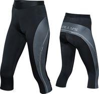 cyklistické kalhoty Kellys Megan 3 4 černé aa712bdb56