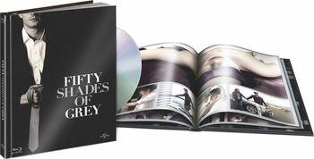 59760cdc2c3 Blu-ray Padesát odstínů šedi (2015) digipack od 145 Kč • Zboží.cz
