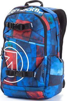 365fd5b520a Meatfly Basejumper 20L K Watter Checks Blue • Zboží.cz