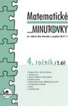 8a61c617dcd Matematické minutovky pro 4. ročník  2. díl od 21 Kč • Zboží.cz