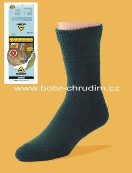 756b2946caa Bobr zimní ponožky s vlnou od 169 Kč • Zboží.cz