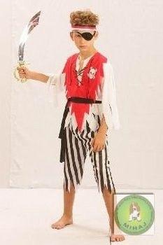 Šaty na karneval - Pirát c400800664a