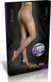 7ea33cbe887 Maxis RELAX- punčochové kalhoty 70 DEN vel.XXL světlá