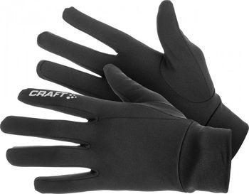 070beb96dc9 Běžecké rukavice Craft Run Thermal černá M od 338 Kč • Zboží.cz
